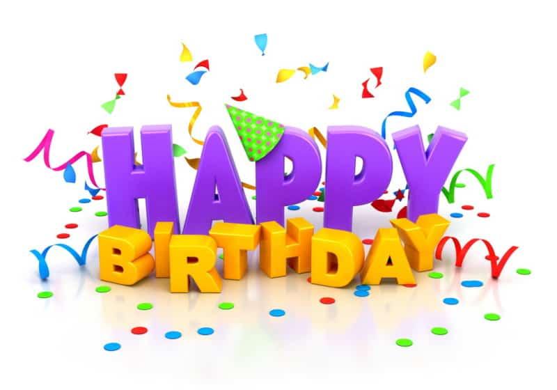 Mysti's Birthday