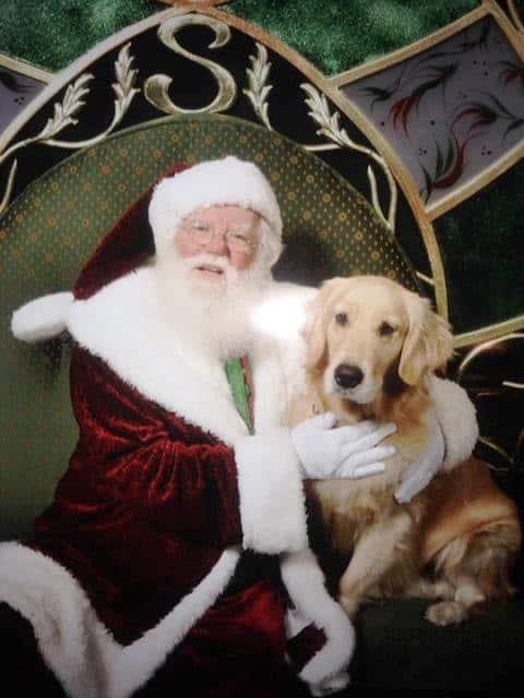 Mysti & Santa
